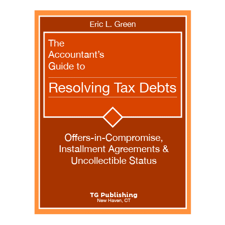 The Accountant's Guide to Resolving Tax Debts (eBook)